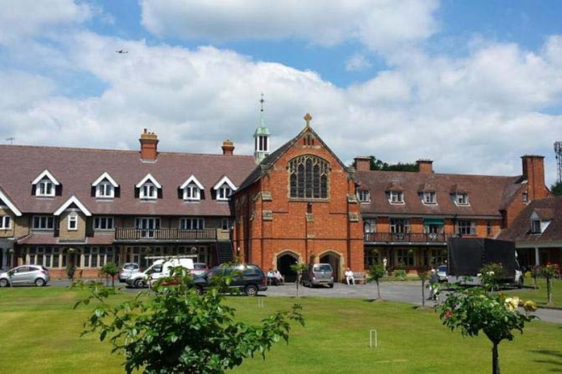 College Of St Barnabas Lingfield England Magnus