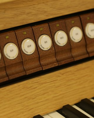 Wooden rocker tabs (from 40 to 128)